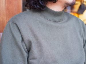 USN Cotton Sweater, Olive